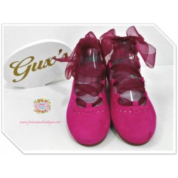 BAILARICA LACE UP - GUX´S